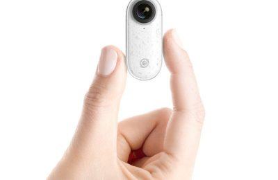 Insta360:lta ilmestyi harvinaisen pienikokoinen ja kevyt GO-actionkamera