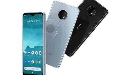 Nokia 6.2 tarjoaa kolmoiskameran ja Android Onen 200 euron hintaluokassa