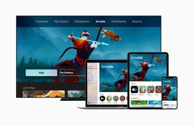 Applen Arcade-pelitilauspalvelun saa nyt myös edullisempana vuositilauksena