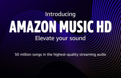 Amazon Musicista paremmalla äänenlaadulla varustettu tilausvaihtoehto