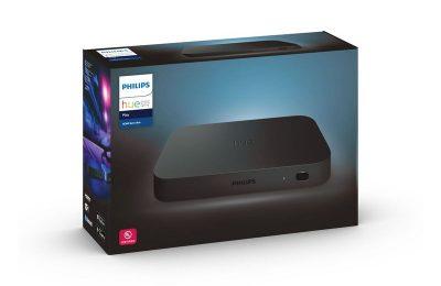 Philips on esitellyt Hue Play HDMI Sync Box -lisälaitteen – lisää leffatunnelmaa älyvaloilla
