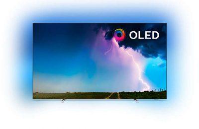 Philipsiltä budjettiluokan OLED-televisio
