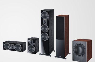 Magnat esitteli aloittelijatason audiofiilikaiuttimet – toimii stereona ja kotiteatterissa