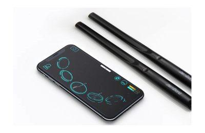Bluetoothilla varustetut PocketDrum-ilmarumpukapulat hakevat joukkorahoitusta
