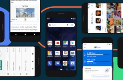 Entistä ripeämpi Android 10 Go ilmestyi