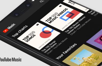 YouTube Music tulee Play Musiikin tilalle Android 9:ssä ja 10:ssä