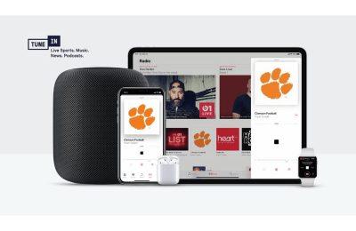TuneIn Radio -nettiradio saapuu Siriä tukeviin Apple-laitteisiin ja Apple Music -suoratoistopalveluun