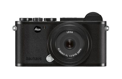 Leica julkisti Bauhaus-erikoisversion CL-kamerastaan