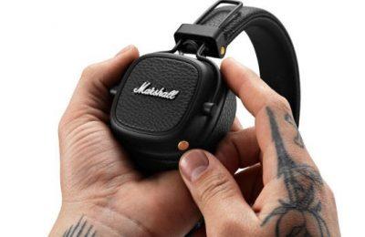Marshall esitteli uudet Major III Voice -kuulokkeet – varustettu 60 tunnin akunkestolla ja Googlen ääniavustajalla