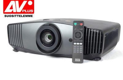 Testissä BenQ W5700 -4k-DLP-videoprojektori: Erittäin hyvä, ellei täydelllinen?