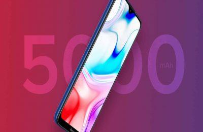 Xiaomi esitteli halvan Redmi 8 -puhelimen – mukana 5 000 milliampeeritunnin akku