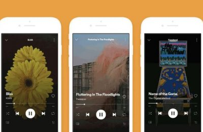 Spotify tuo Canvas-artistivideot useamman esittäjän testattavaksi