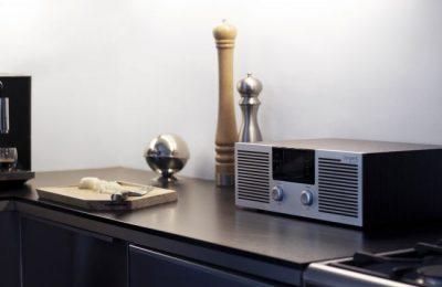 Tangent Audiolta retrohenkinen ELIO-musiikkijärjestelmä