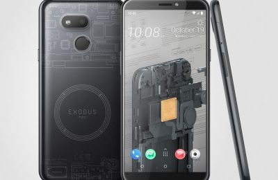 HTC esitteli budjettiluokan Exodus 1s -lohkoketjupuhelimen