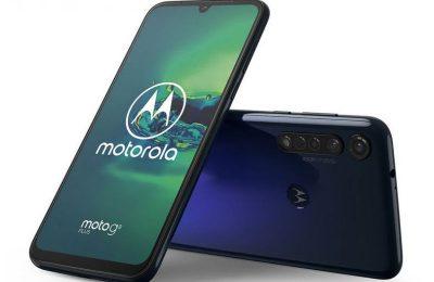Motorolalta kolme uutta puhelinta Suomen markkinoille – G8 Plus, E6 Play ja One Macro