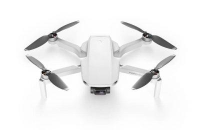 DJI esitteli kompaktin Mavic Mini -dronen – kantamaksi luvataan jopa 4 kilometriä