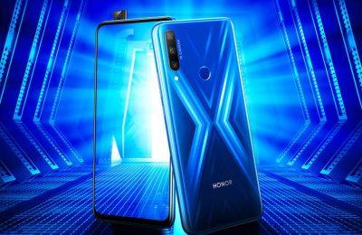 Honor lataa 9X:llään kovat ominaisuudet 250 euron hintaluokkaan – 48 megapikselin kamera, pop-up-etukamera ja 128 gigatavun tallennustila