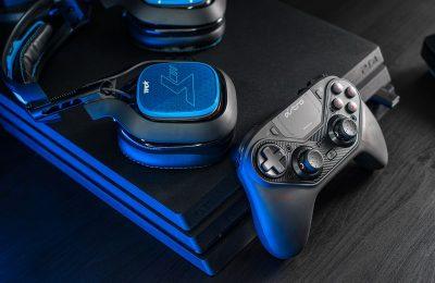 ASTRO Gaming esitteli modulaarisen ja mukautettavan C40 TR -peliohjaimen