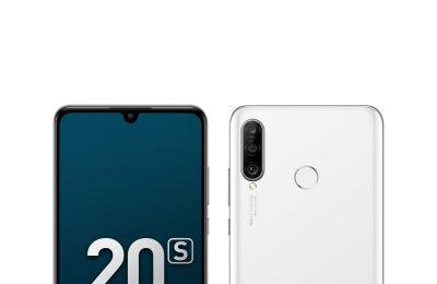 Honorilta tulossa uusi 20S-puhelinmalli – ominaisuudet vastaavat Huawei P30 Liteä