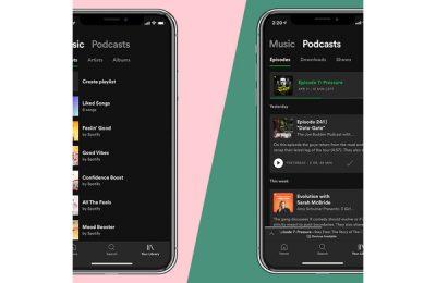 Spotify esitteli uuden Your Daily Podcast -suosittelutoiminnon