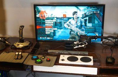 Logitechilta G Adaptive Gaming Kit -laajennussetti saavutettavampaan pelaamiseen Xbox Onella