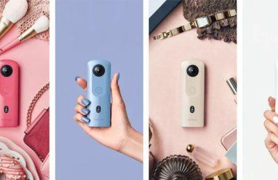Ricoh esitteli uuden Theta SC2 -kameran – tarjoaa 360 asteen 4K-kuvaa