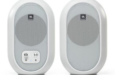 JBL Professional julkisti kompaktit One Series 104-BT -tarkkailukaiuttimet – mukana Bluetooth-yhteys