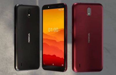 Nokialta uusi C1-älypuhelin malliston edullisimpaan päähän