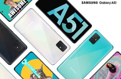 Samsungin Galaxy A51 ja Galaxy A71 -puhelimet saapuvat Suomeen tammi-helmikuussa