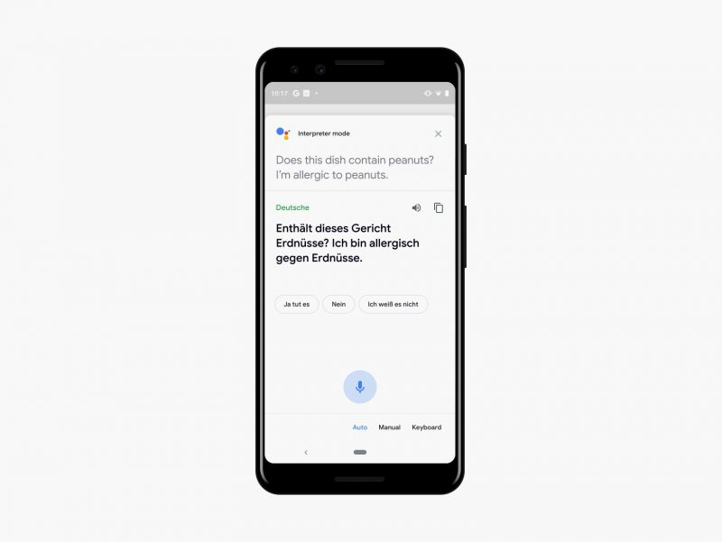 Google Assistant Suomeksi