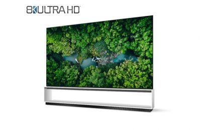 LG:n 8K-televisiot saavat 8K UHD -sertifikaatin