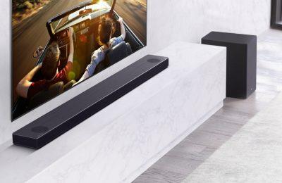 LG esittelee uusia soundbareja CES 2020 -messuilla