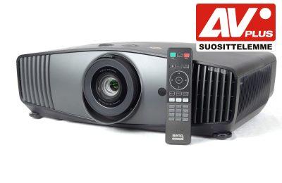 Testissä BenQ W5700 4k-DLP-videoprojektori – erittäin hyvä, ellei täydellinen?