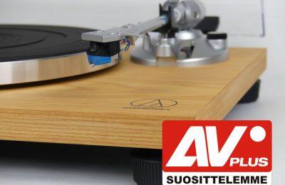 Kokeilussa Audio-Technica AT-LPW30TK -levysoitin – erinomainen lähtökohta vinyylin maailmaan