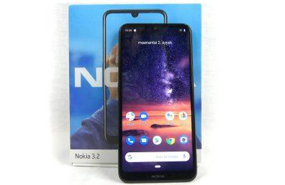 Kokeilussa Nokia 3.2 – järkevä älypuhelin perustarpeisiin