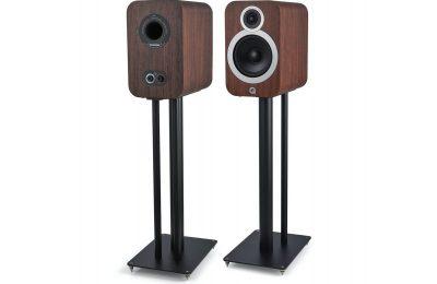 Q Acoustics laajensi 3000i-sarjaansa 3030i-jalustakaiuttimen