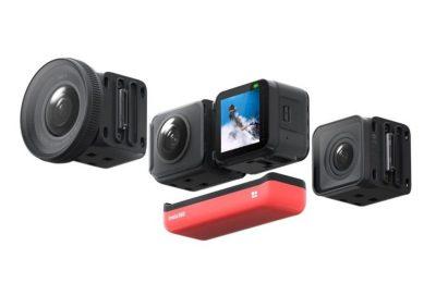 Insta360:lta uusi One R -kamera – tarjolla vaihdettavia kennoja ja linssejä sekä tekoälyvetoinen editointiohjelma