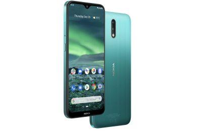 Nokia 2.3 saapuu Suomeen 119 euron hintaan – mukana 4000 milliampeeritunnin akku ja kaksoistakakamera