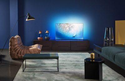 Philips esitteli tämänvuotiset OLED805- ja OLED855-televisionsa