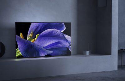 Testissä Sony KD-65AG9 -televisio: Astetta kauniimpi OLED