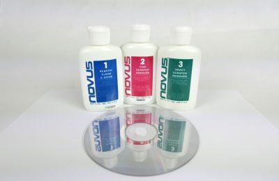Pikakokeilussa Novus Plastic Polish -tuotteet: Cd-levyjen parantaja
