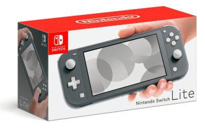 Kokeilussa Nintendo Switch Lite: Vähemmän on enemmän ja vähemmän