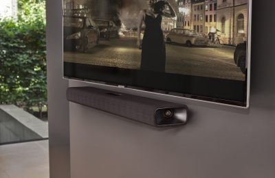 Harman Kardonilta ylellinen soundbar - Citation MultiBeam 700