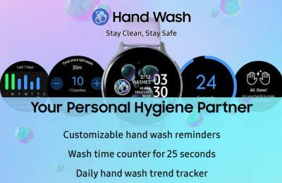 Muistitko pestä kädet?