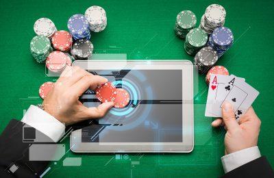 Nykyteknologia kasinoteollisuudessa