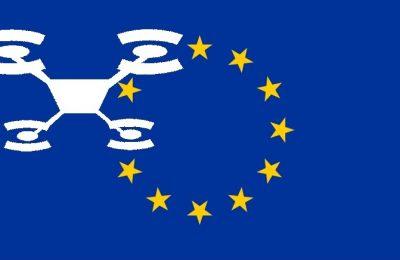 Koko EU alueen droneasetusten siirtymäkausi alkaa 1.7.2020