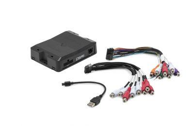 Rockford Fosgate DRS1 - Kompakti signaaliprosessori auton OEM-järjestelmän laajennukseen