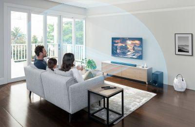Sony laajentaa soundbar-mallistoaan uusilla HT-G700- ja HT-S20R -malleilla