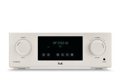 T+A P3100 HV pre amplifier front