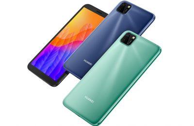 Huawei Y5p - Edullinen 129 euron uutuuspuhelin myyntiin Suomessa 1. kesäkuuta
